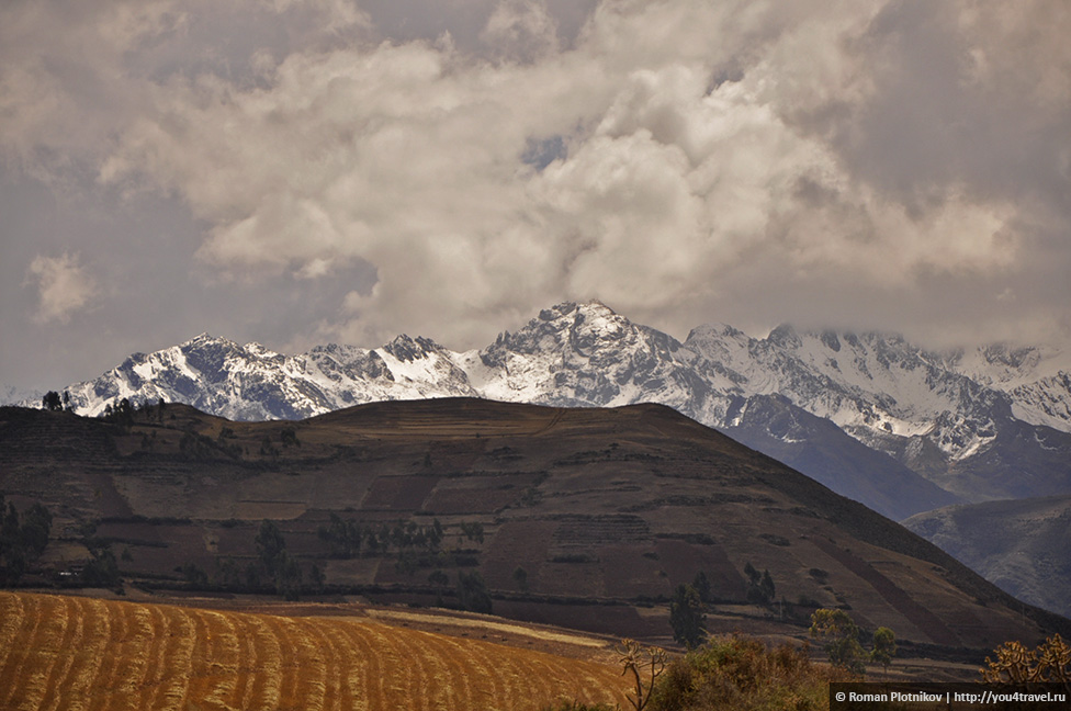 0 16a1f7 b25a43f5 orig Морай и соляные копи Мараса недалеко от Куско в Перу