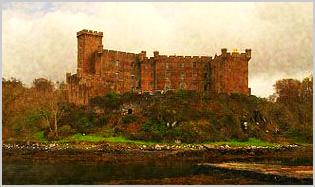 Замок Данвеган