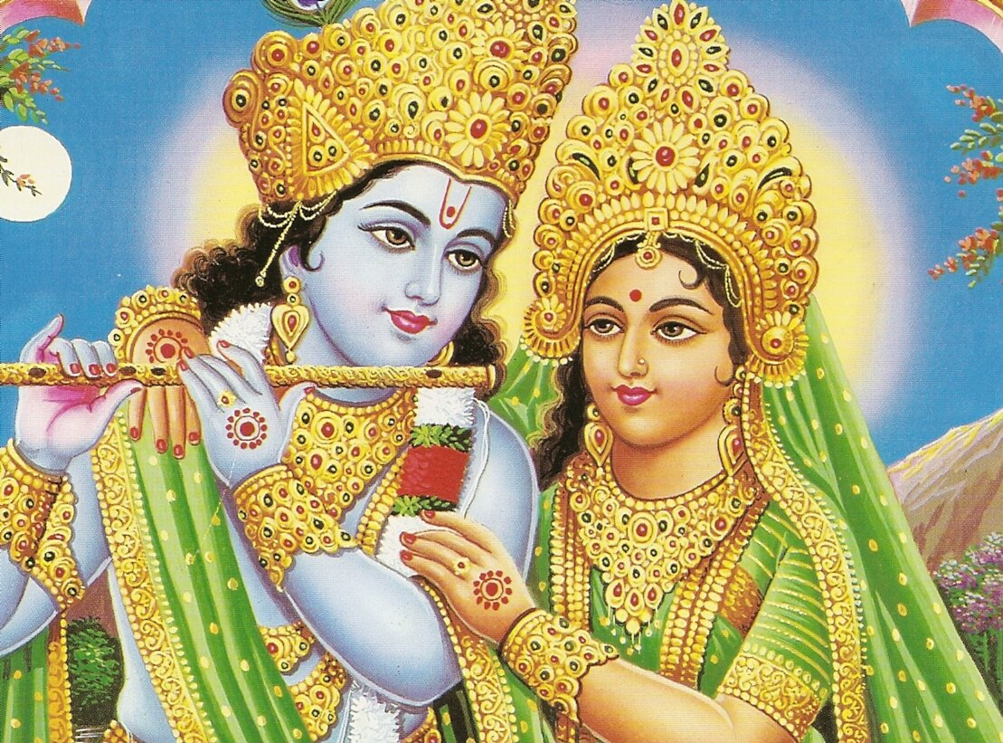 Шри Шри Радха-Кришна