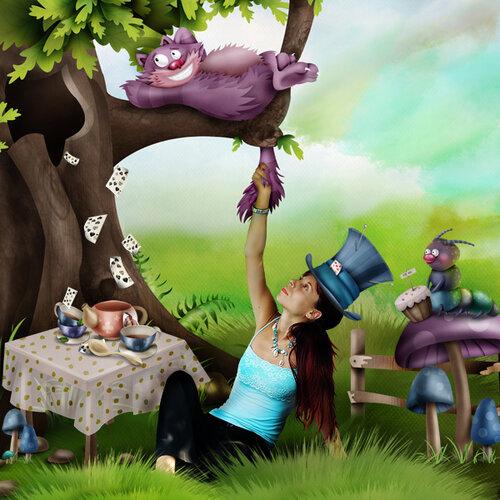 «Adventure in Wonderland» 0_95fbf_c7a8759c_L