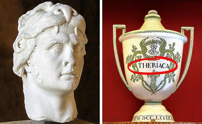 © wikimedia  © wikimedia  Митридат VIбыл понтийским царем в120–63 годах дон.э. Онна