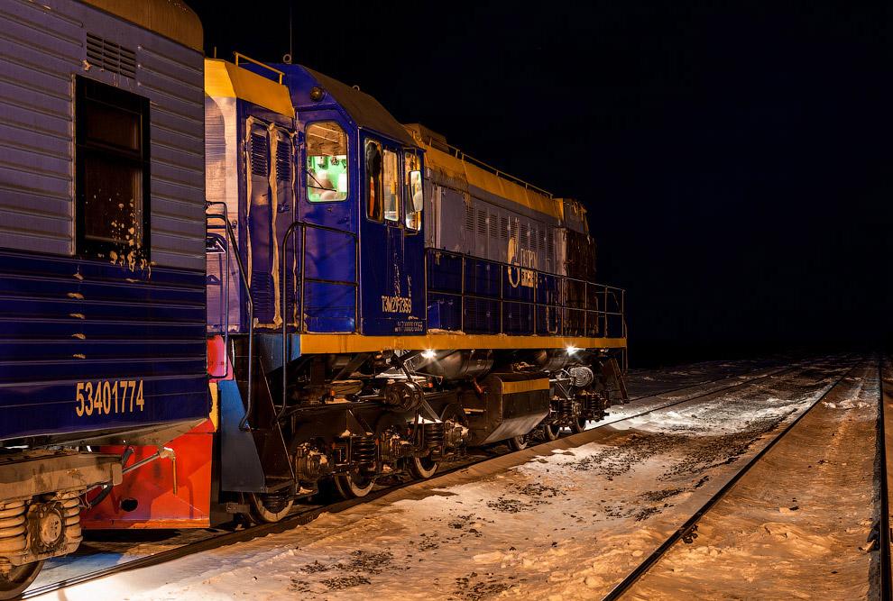 15. Снегоборьба на станциях и разъездах — это отдельный разговор.