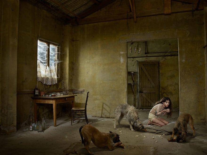 Мадина (Россия, 2013 год) Мадина жила с собаками с самого рождения и до тех пор, пока ей не исполнил
