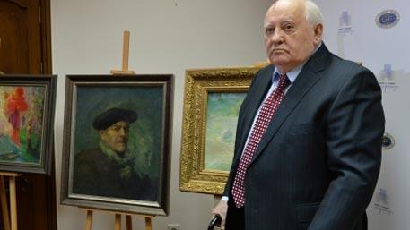 Архив Горбачев-фонда обнаружили влондонском особняке