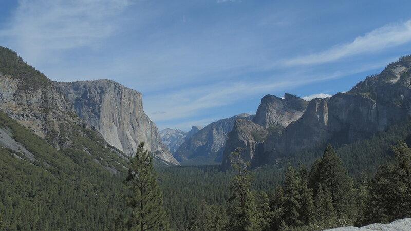 Йосемити - национальный парк