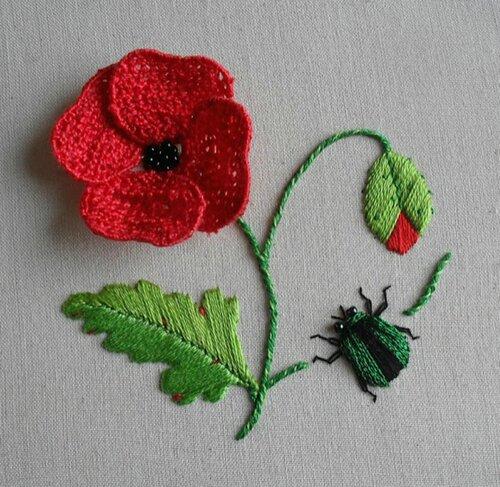 Вышивка и вязание