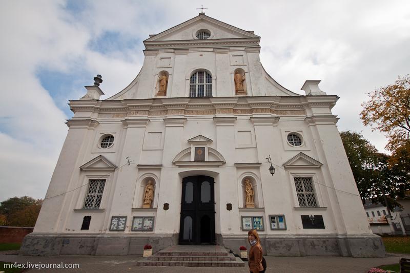 Костел иезуитов. Фарный костел.