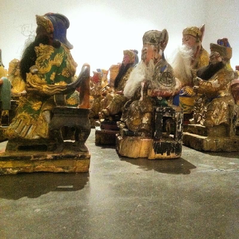 Китайское искусство в Еврейском музее