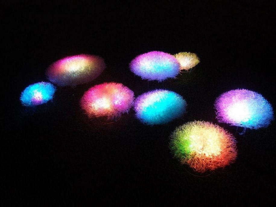 Коллекция светодиодных ламп от HIVE