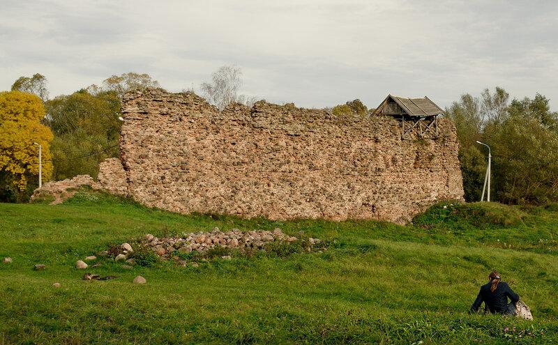 Кревское замчище