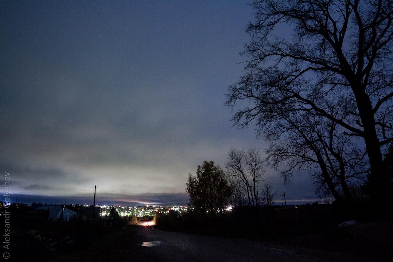 Ночной Слободской