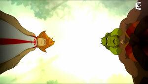 Скриншот из Wakfu. 1 сезон