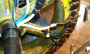 Усиление фазных проводов или как впихать не впихyeмoе