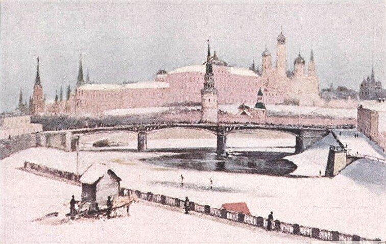 Николай Константинович фон Бооль