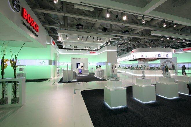 Павильон Bosch на IFA 2012