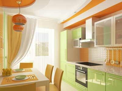 Осень на кухне.