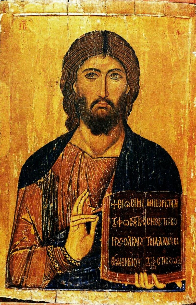 Жесты в православной иконографии: bizantinum — LiveJournal
