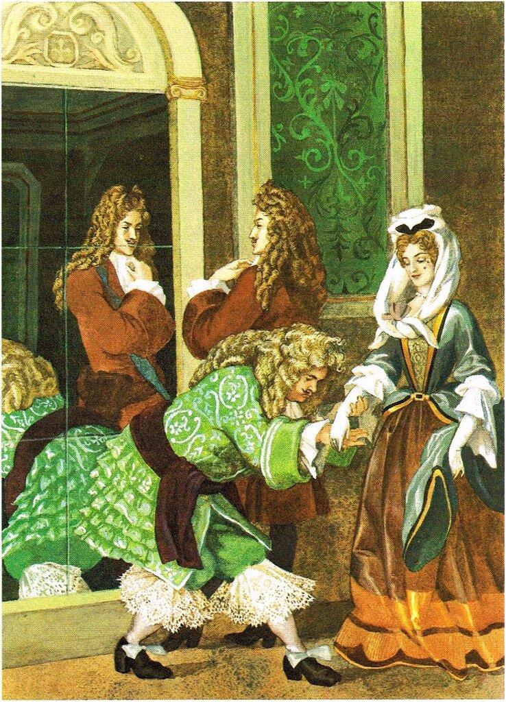 Скачать книгу мольера мещанин во дворянстве