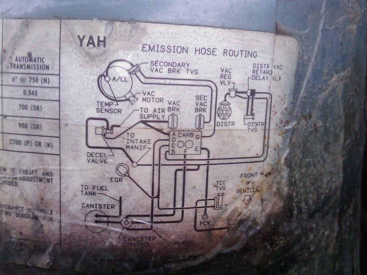 1972 Chevy Vacuum Diagram Electrical Wiring Diagrams Truck Gm 3100 Circuit Connection U2022 1988 S10