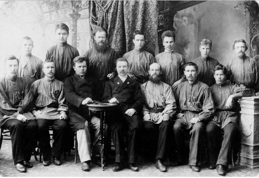 Члены Городской управы