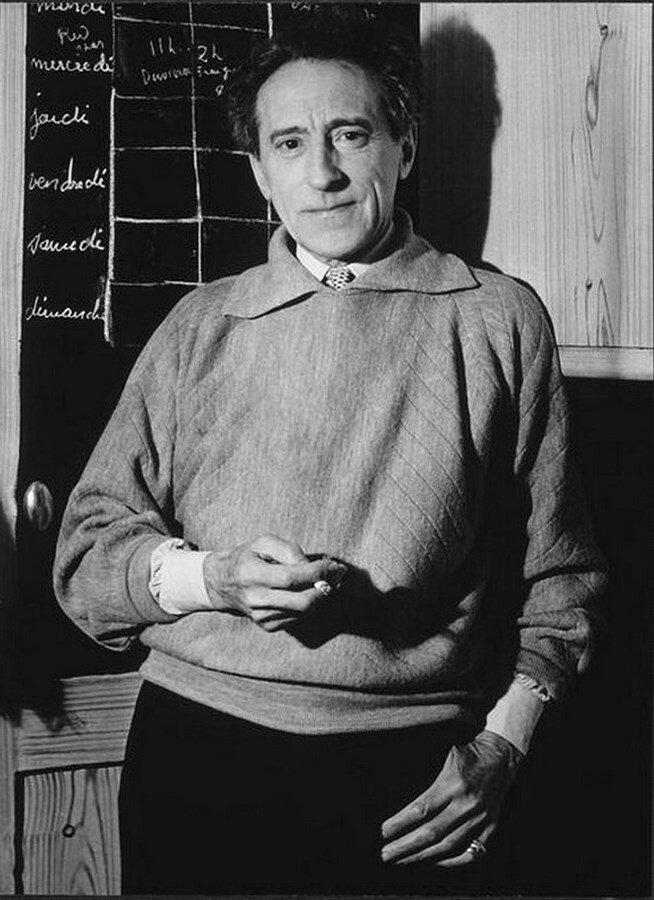 1953. Жан Кокто.
