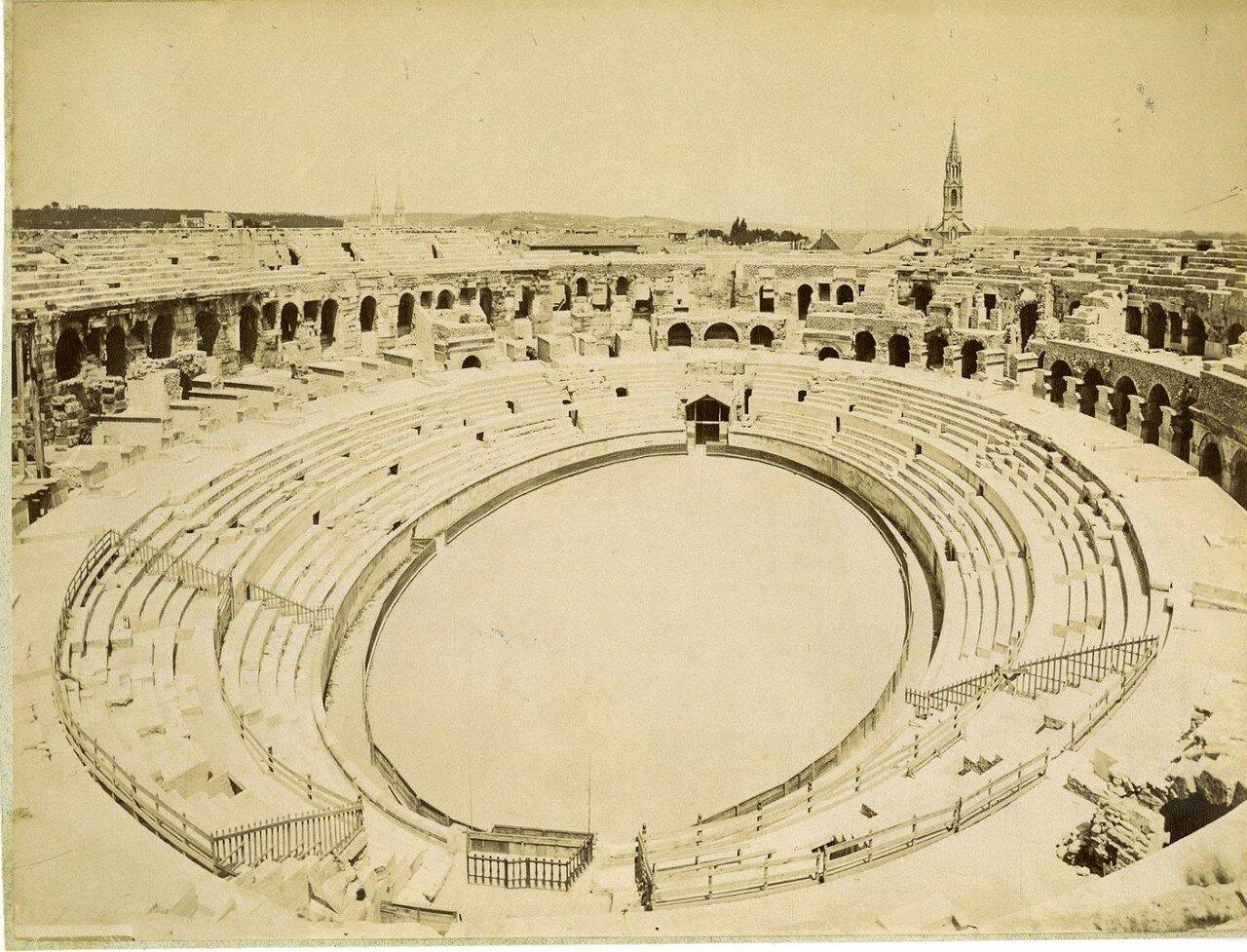 Арена. 1880-е
