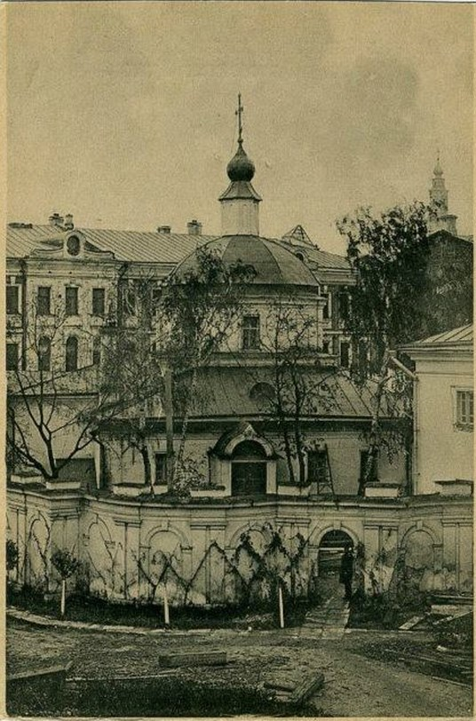 Храм Румянцевского музея