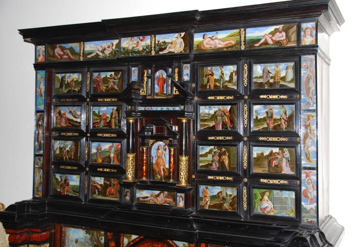 Кабинет из королевского дворца в Палермо