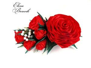 Прекрасные цветы канзаши 0_b003f_47e85445_M