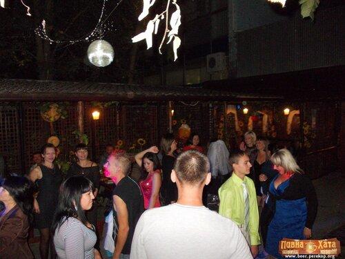 Закрытие летнего-пивного сезона в кафе-баре Пивна Хата