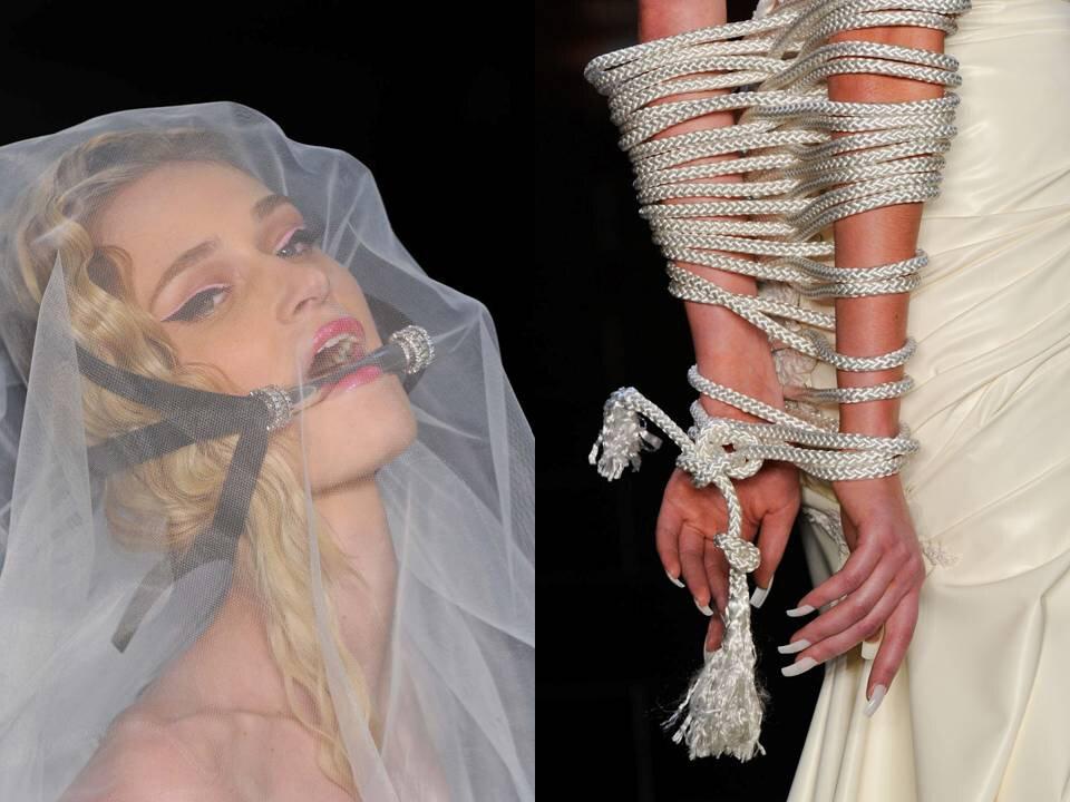БДСМ невесты