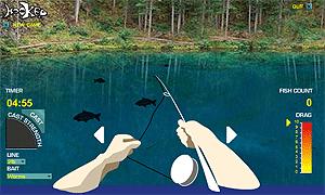 Хукед - рыболовная игра на LENV.RU