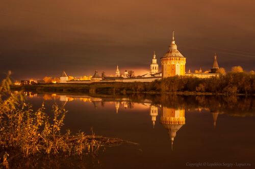Спасо-Прилуцкий монастырь