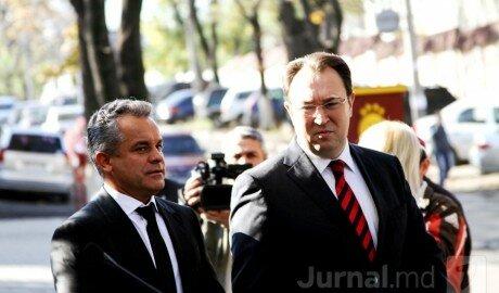 Госпереворот в Молдове? Вместо Стырзы - премьер Плахотнюк