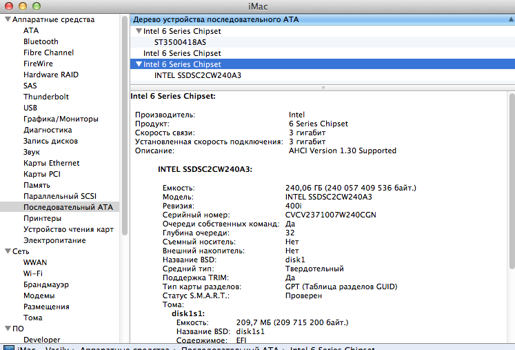 Как включить поддержку TRIM для SSD накопителей сторонних
