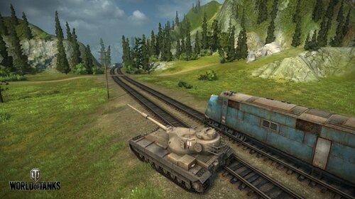 FV215b танк