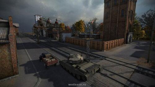FV4202 танк