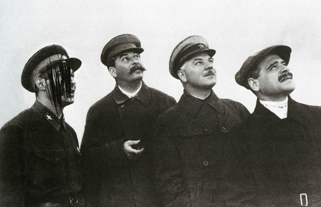 Эпоха оптимизма. Советская фотография 1920-30-х. гг