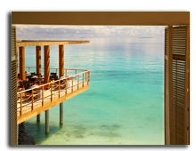 Мальдивы. Viceroy Maldives 5*. Vista