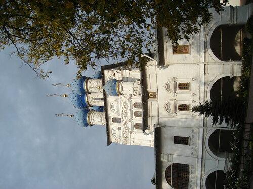 Коломенское, Храм Казанской иконы Божией Матери
