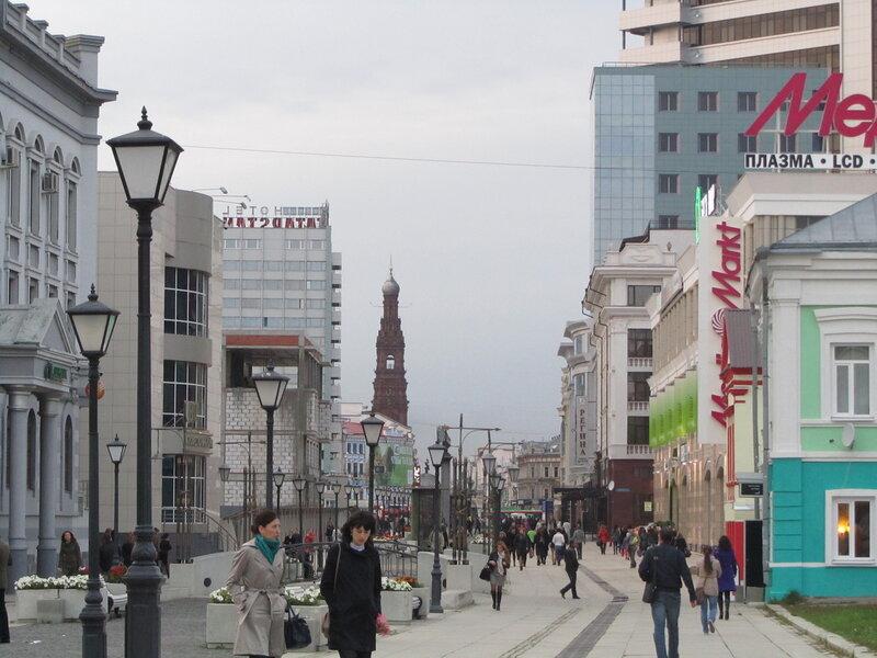 ул.Петербургская.