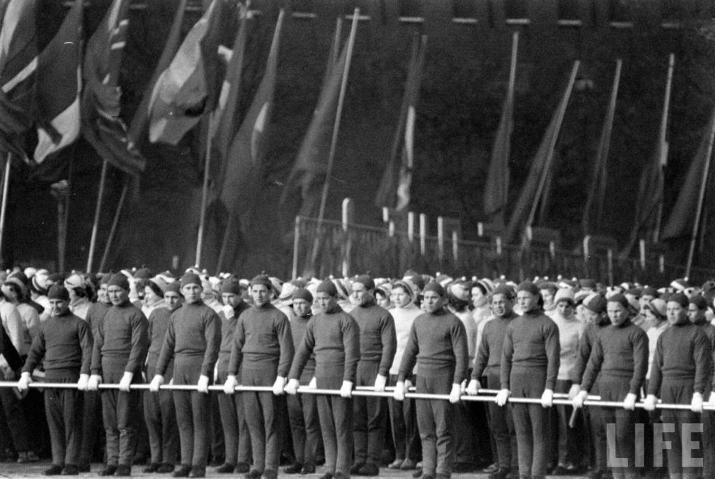 Ноября парад на красной площади