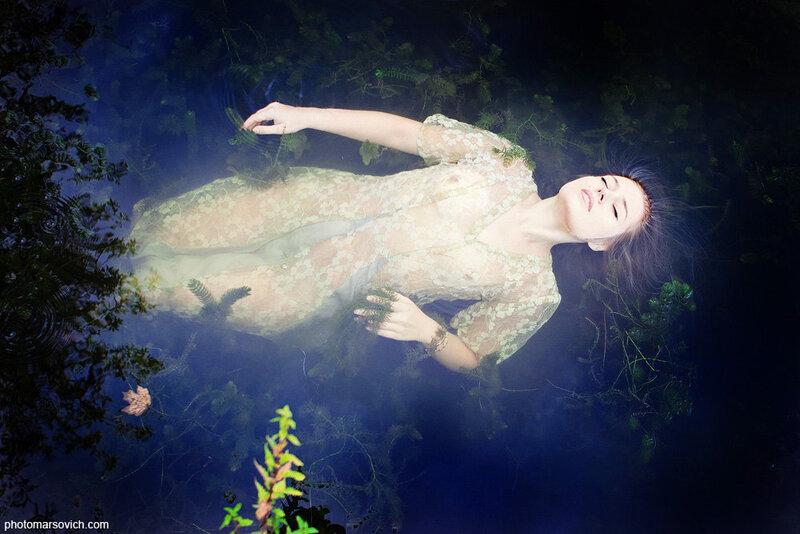 Сон на воде