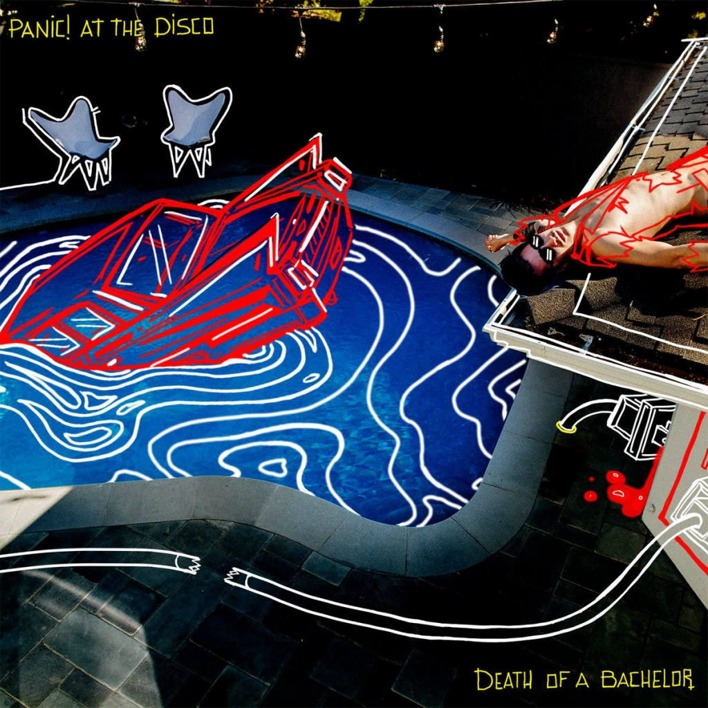 panic at the disco скачать альбом death of a bachelor