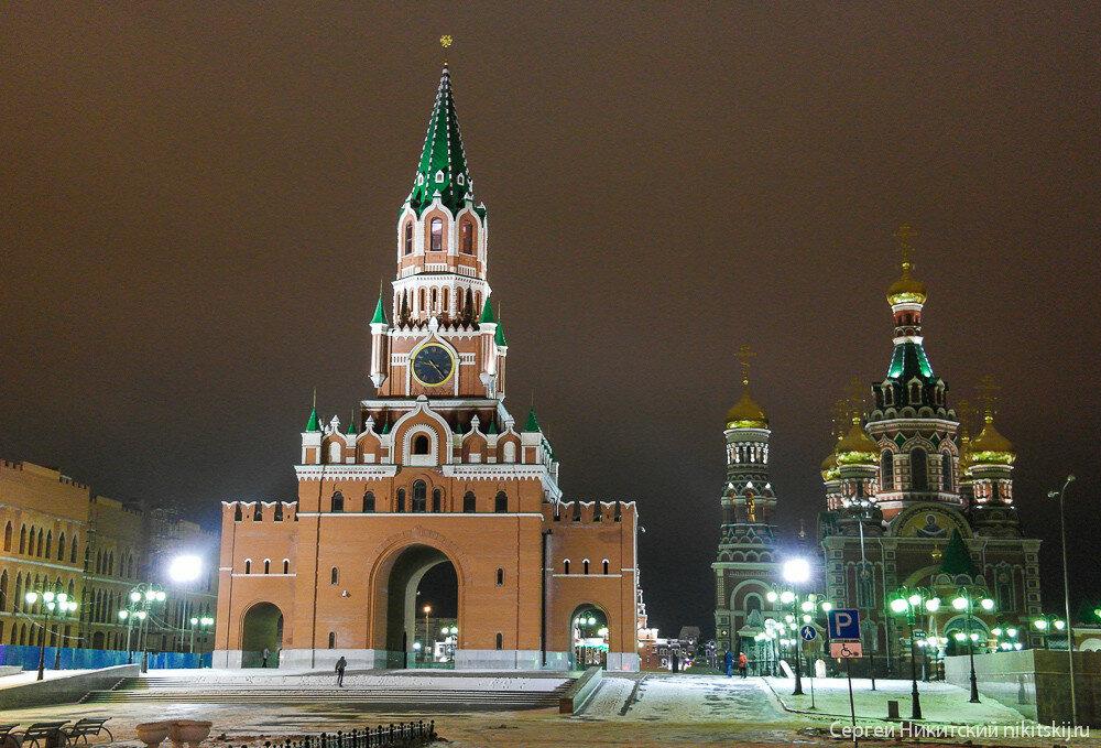 Открой для себя Россию - Йошкар-Ола