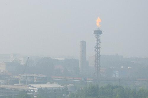 Коксохимический завод Кемерово фото