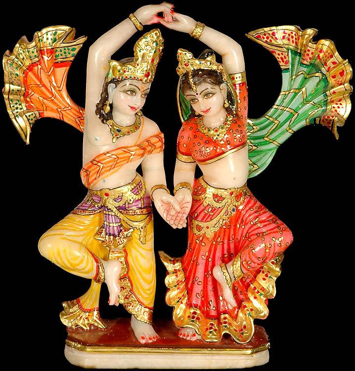 Искуство Индии - Радха-Кришна - Radha-Krishna