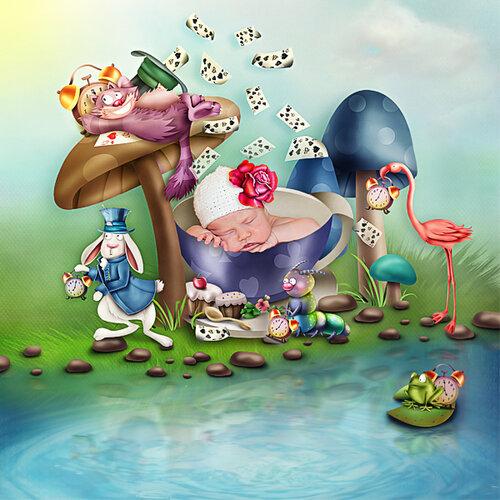 «Adventure in Wonderland» 0_95fb6_bc2940a3_L