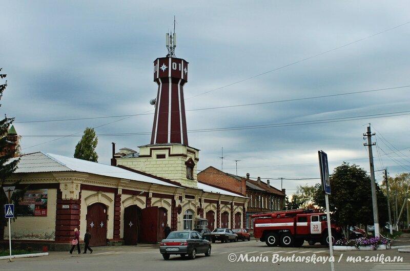 Пожарка, Аткарск, 04 октября 2012 года