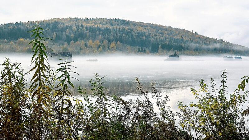 Вишера - река Уральская